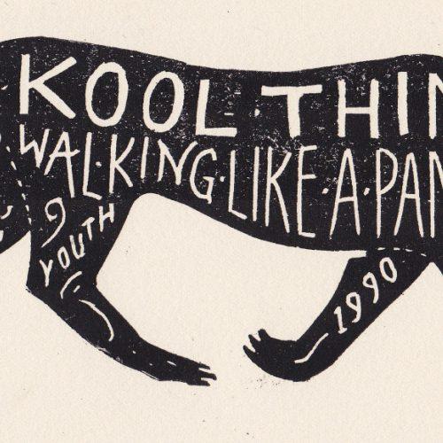 kool_thing_walking_likea_panther